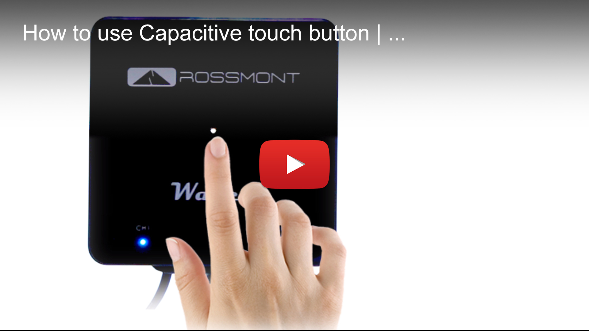 Capacitive Touch Button