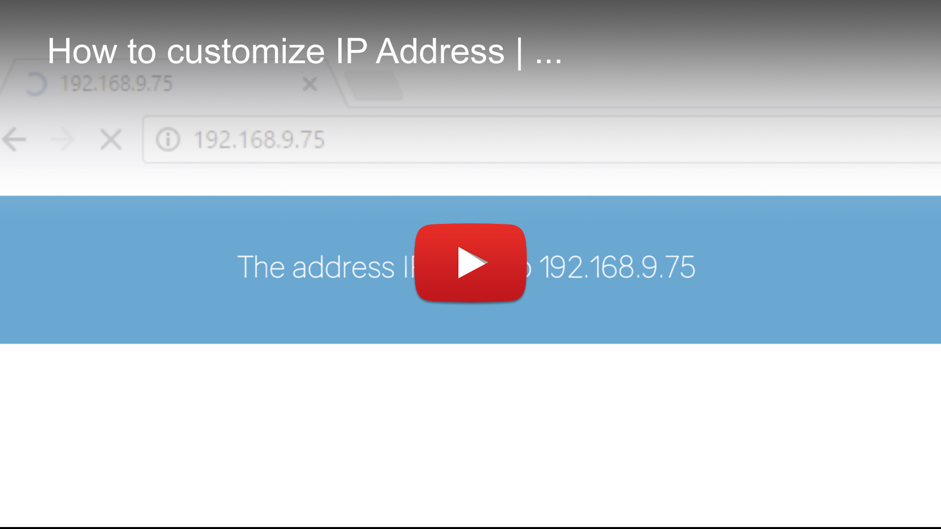 Waver IP Address