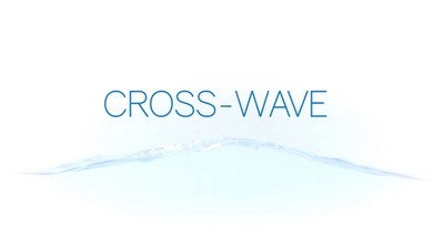 How to create a Cross-Wave effect